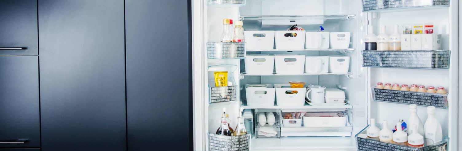 サイクル上手の冷蔵庫