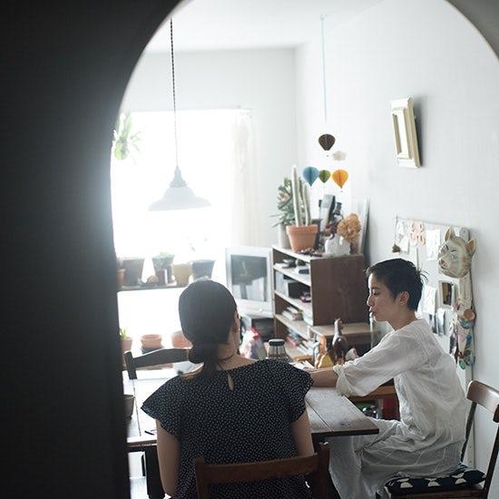 【コンディションづくり】写真家 馬場わかなさん編 第1話:育児と仕事と。暮らしを整える日々の習慣