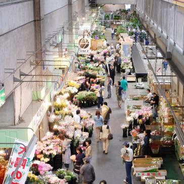 【特集|花屋のまかない】第7話:花市場へお連れします!