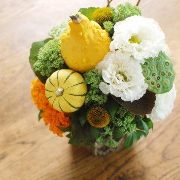 【特集|花屋のまかない】第11話:おもてなしのためのサプライズアレンジ!