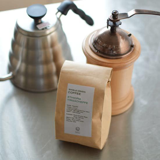 【特集|美味しいコーヒー】OYATSUYA SUNに教わる、美味しいコーヒー(その1)『HARIOで淹れる』