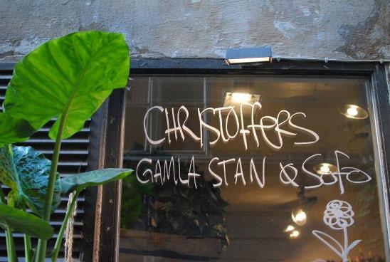 不定期連載|北欧てくてく旅日記 その10:スウェーデン編4 ガムラ・スタン散歩