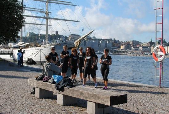 不定期連載|北欧てくてく旅日記 その11:スウェーデン編5 シェップスホルメン島へ