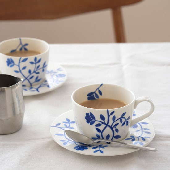 特集 お茶じかんをかこむもの。teatime03:しあわせなお茶じかん