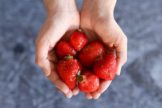 KURASHI&Trips JAM LABORATORY「あまおう&葉とらずりんご」の再販についてのお知らせです。