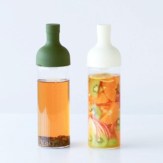 【Buyer's Voice・新商品】ワインボトルのような可愛い水出しポット。
