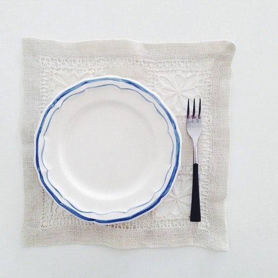 フォトダイアリー#174 | ジアンのちいさなお皿に三角のケーキはのる?
