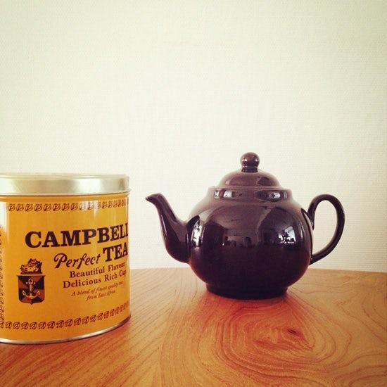 【連載|スタイリストのお仕事記】第6回:お茶の時間