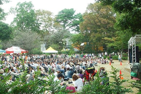 緑に囲まれて楽しむ音楽祭、三鷹の森フェスティバルが気になる!