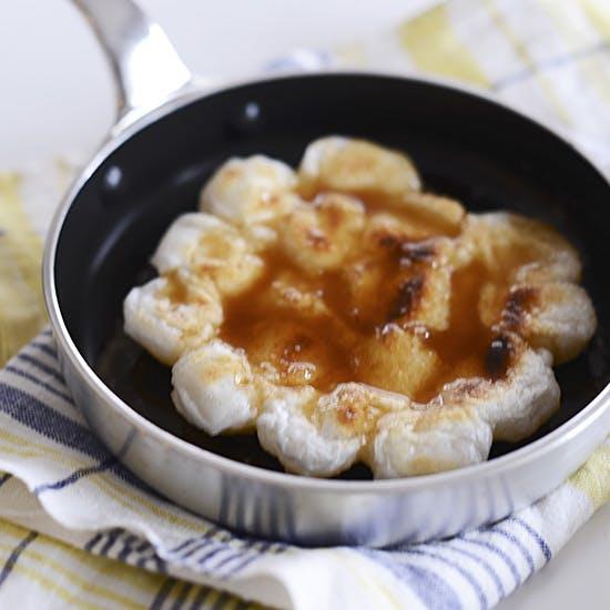 余った切り餅はフライパンで焼く!みたらし餅の簡単な作り方