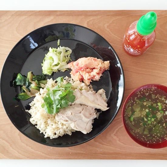 【クラシコムの社員食堂】安田さん最後の社食は、好物のエスニック料理!