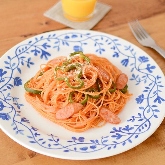 【料理家さんの定番レシピ】フライパン1つでナポリタン