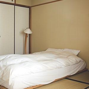 【特集|バイヤー加藤のお宅訪問!】第2話:自分の軌跡が同居したベッドルーム