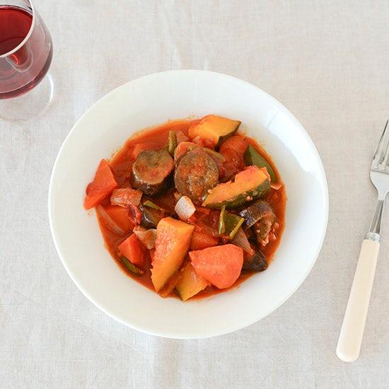 【料理家さんの定番レシピ】基本のかんたん常備菜、ラタトゥイユ。