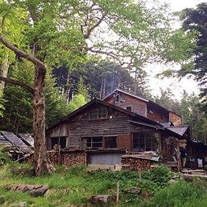 【スタッフコラム】1年越しの想いが叶った、はじめての山小屋体験。