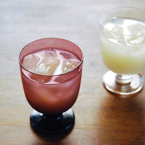 特集│ゴクゴク美味しい夏のドリンクレシピ2 『さっぱり夏色カルピスカモミール』