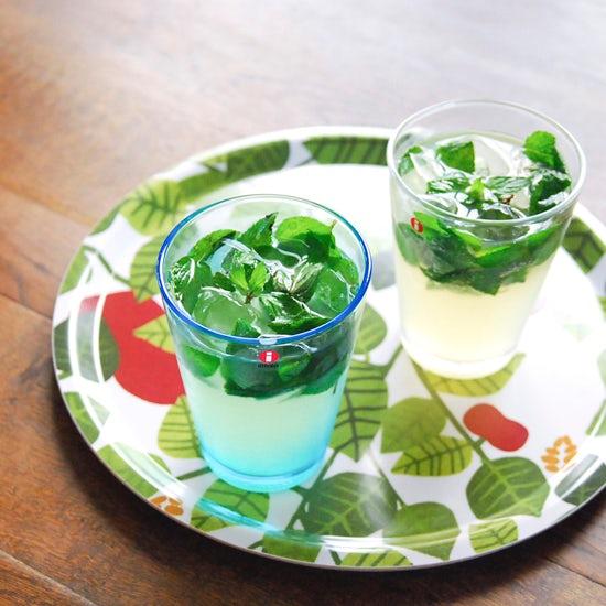 特集│ゴクゴク美味しい夏のドリンクレシピ1 『シュワっと元気なミントソーダ』