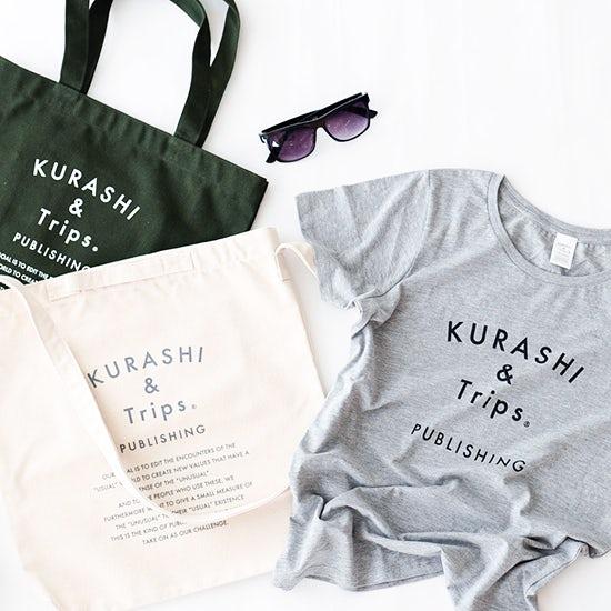 【店長コラム】KURASHI&Trips PUBLISHINGの新しいモノづくりが始まりました!