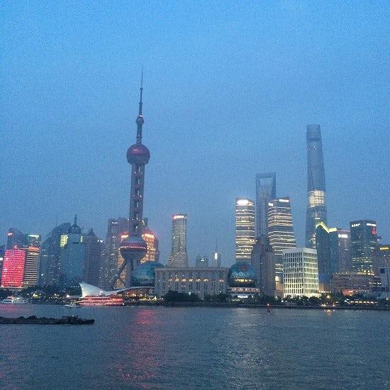 【お出かけコラム】上海ぶらぶら散歩旅、3泊4日で出かけてきました。