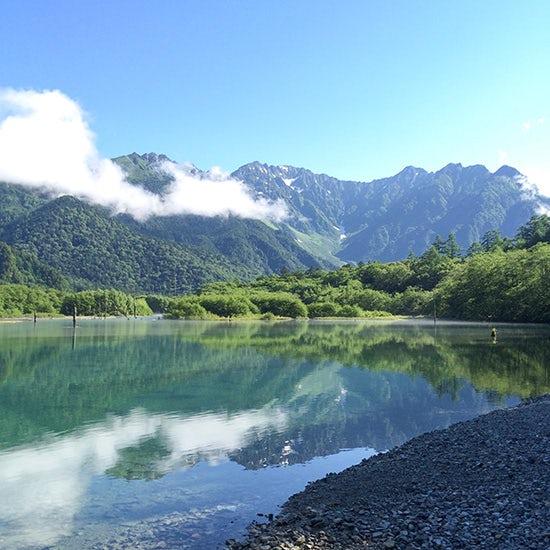 【お出かけコラム】あこがれの上高地で、美しい自然に癒されてきました。