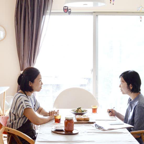 【特集 子どもと食しごと】第5話:料理家 江口恵子さんとお話する、食しごとのこと。