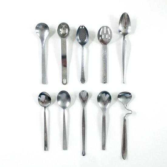 【スタッフコラム】田中千絵さんの家に、いろんな形のスプーンがある理由。