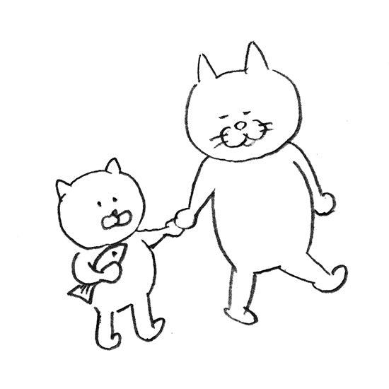 【ネコかるた】高まるネコ愛を、カルタに。「あ」からスタート!