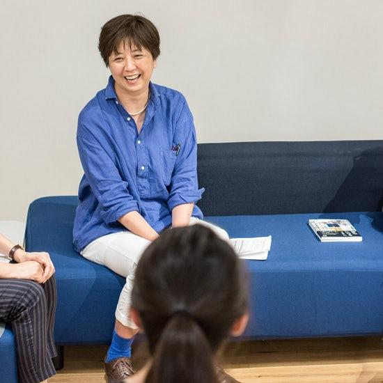 【編集者のおへそ】後編:自分に「ちくっと刺さること」を見つける…一田憲子さんの文章×インタビュー術