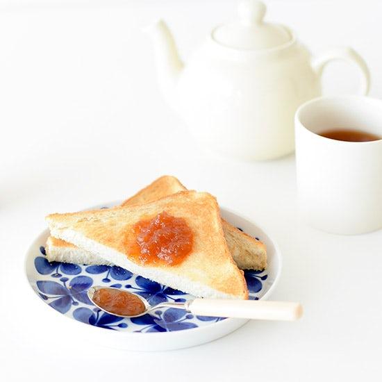 【久しぶりの登場!】大人気の「カラメルりんごジャムシナモン風味」の季節になりました。