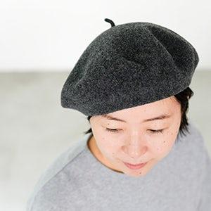 【おしゃれ講座】これだけ覚えておけば安心♪ベレー帽のかぶりかた。