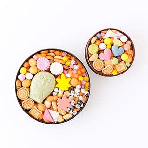 【かわいいお菓子】フタをあけたら誰でも笑顔に♪ おくりものにしたいお菓子「ふきよせ」