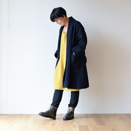【スタッフ着用レビュー】ILSE JACOBSEN ラバーブーツ(ショート)サイズ36を履いてみました!-スタッフ塩川編-