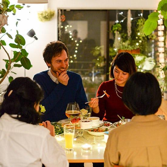 【BRAND NOTE・キリン一番搾り編】第3話:冷めても美味しい「持ち寄り料理」で、ホームパーティーをたのしもう!