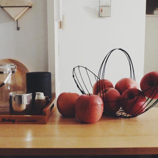 【バイヤーのコラム】りんごの愉しみ。
