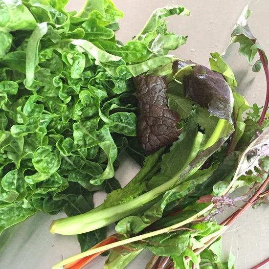 【クラシコムの社員食堂】鎌倉名物・レンバイの野菜たちをたっぷり使いました!