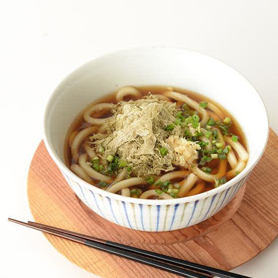 【料理家さんの定番レシピ】簡単に作れて温まる『しょうがくずとじうどん』