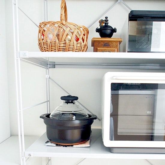 【スタッフの愛用品】料理ビギナーの私でも、炊飯器より使いこなしているかも!HARIOごはん鍋。