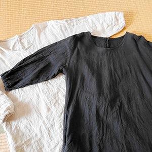 【朝の過ごしかた】区切りが見えづらい母仕事は、「割烹着」が制服です。(ひぐまあさこさん)