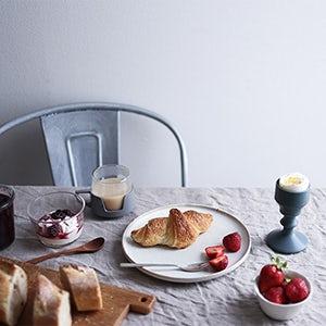 【朝の過ごしかた】手作りジャムとお花の水換えで、「よし。今日もがんばろう!」(増田由希子さん)