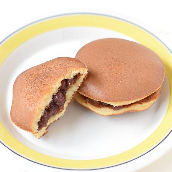 【はじめての和菓子】焼きたてはフワサクッ食感♪ どら焼きのレシピ。