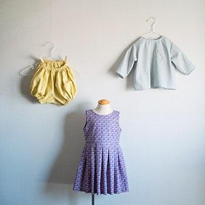 【BRAND NOTE・minne編】第2話:子育てって大変だから。しあわせを感じる子供服を届けたい。