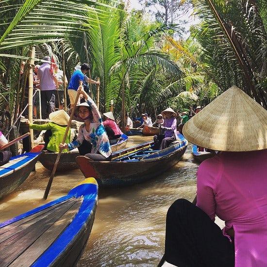 【スタッフコラム】意外なところが気になったベトナム旅行