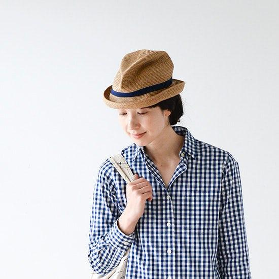 【新商品】自分にフィットする麦わら帽子。mature ha.(マチュアーハ)BOXED HATが新登場。