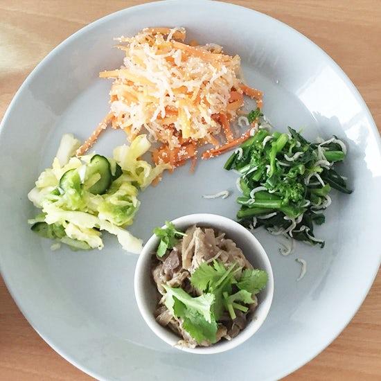 【クラシコムの社員食堂】まだまだ春の青菜が美味しい季節!