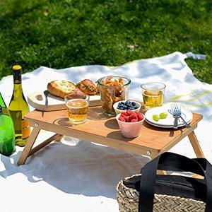 【ピクニックの楽しみ方】第1話:ワンランク上のピクニックを叶える♪グッズと持ち寄りレシピ。