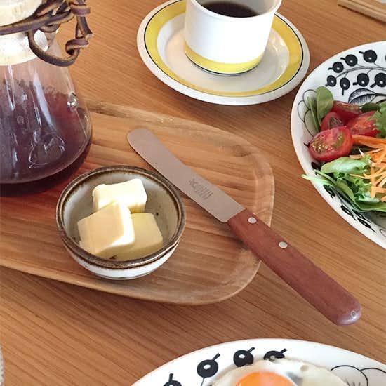 【スタッフ愛用品】もう手放せない!朝食作りの頼もしい相棒、オールドジャーマンナイフ