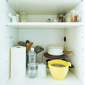【インテリア特集】第2話:収納は「余白」をつくる、使い勝手の良いキッチン(引田さん夫妻)
