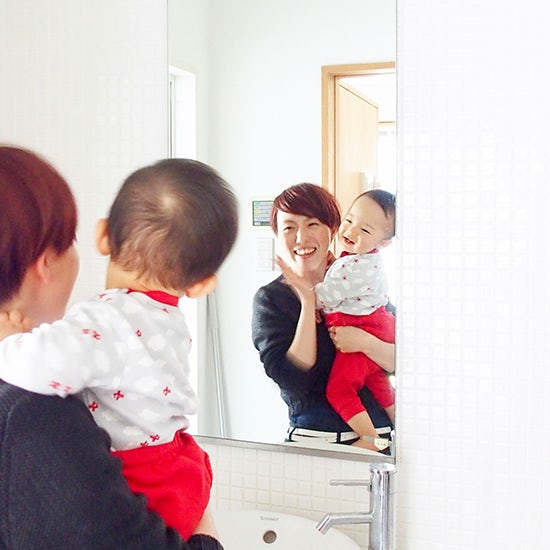 【朝の過ごしかた】朝ごはんは手早く簡単に!小さな子供をもつ働くママの朝時間。(デザイナー角田さん)