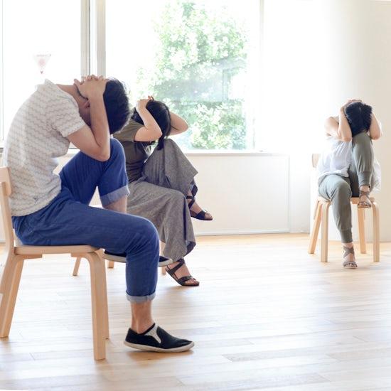 【座ったままできる運動】第2話:気になるカラダの部位を簡単引き締め!