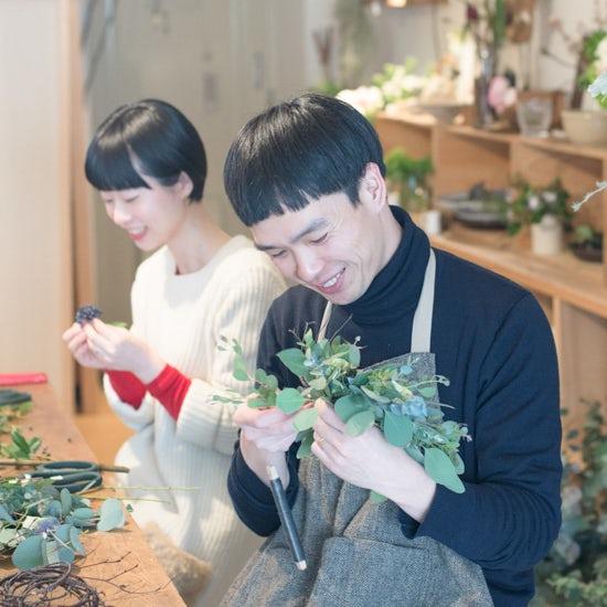 【ご機嫌をつくるモノ】どうやったら素敵に「お花」を活けれるの?プロに聞くこだわり道具(田口一征さん)